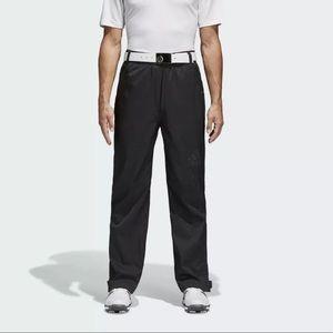 Adidas CLIMAPROOF Rain Golf Pants Black